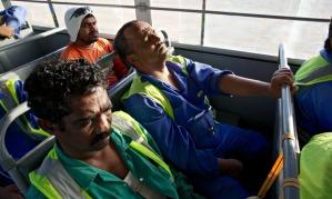 migrant qatar